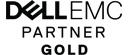 Dell EMC gold partner