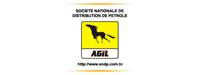 STE NATIONALE DE DISTRIBUTION DES PETROLES Agil
